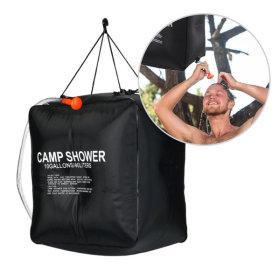 캠프 샤워 40L 캠핑 샤워기 샤워백 야외 간이 물통