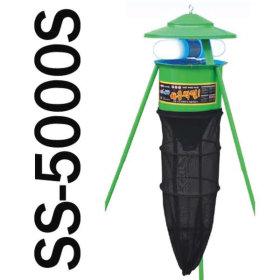 포충기 벌레퇴치기 파리 모기 해충퇴치 SS-5000S