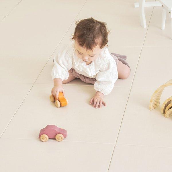 보들매트-2021년형  보들매트 리뉴얼 TPU 층간소음방지 퍼즐매트 베이비쉘 (젤리맘 아기 놀이방 거실 ... 상품이미지