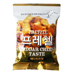 PRETZEL Cheddar Cheese Taste 85g/Poca chip/Eclipse/Bulk-pack biscuit