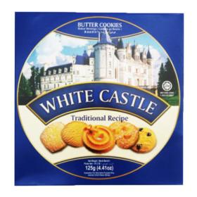 Torto WHITE CASTLE Butter Cookie 125g/Maltesers/Tofu Snack