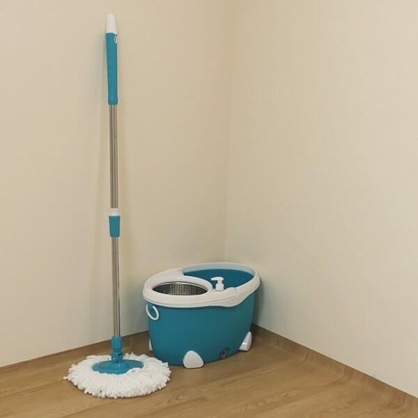통돌이 회전 물걸레청소기/사무실 청소 거실회전걸레 (1215946) 상품이미지