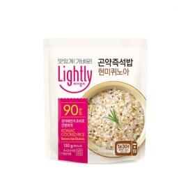 라이틀리 곤약즉석밥 현미퀴노아 150g  1개