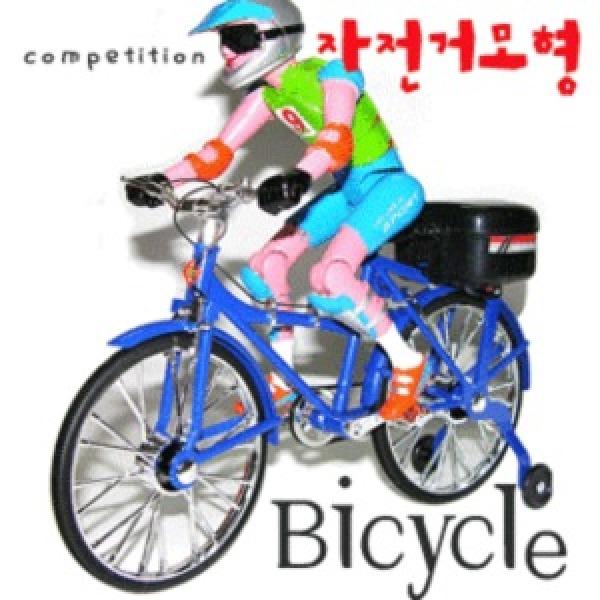 자전거모형 /움직이는자전거 /멜로디 /불빛 /프라모델 /인테리어 /자전거완구 /선물 / 상품이미지