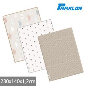 Sillky Playroom Mat Living Room Play Inter-floor Noise Prevention 230x140x1.2