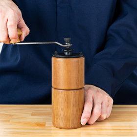 커피 그라인더 핸드밀 돔형 CM-A18LB + 청소솔증정