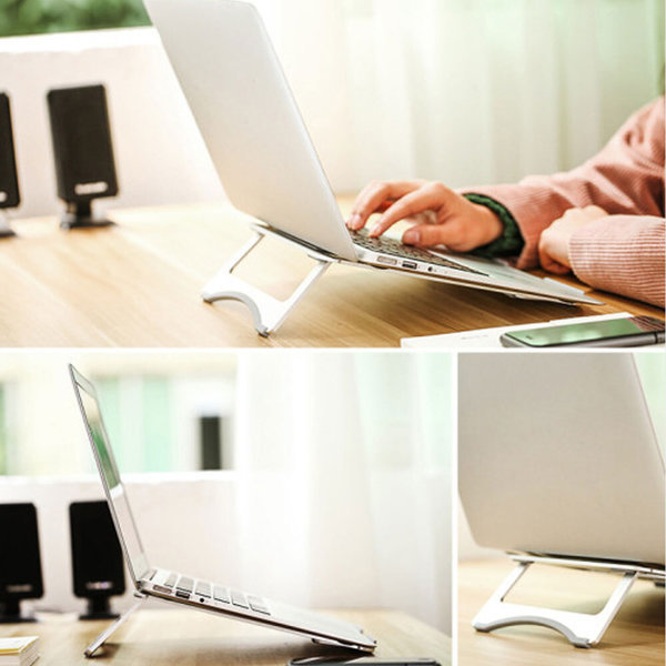휴대용 노트북 거치대 2단+마우스패드/태블릿 받침대 상품이미지