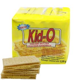 Children/Snack/Cracker/120g/Mat Bam