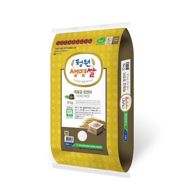 청원생명쌀법인 청원생명쌀 10KG 포 상품이미지