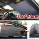 차량 차량용 자동차 햇빛가리개 썬바이저 커튼 용품