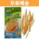 무배 피시 스넥 스파이스맛 15g/자일리톨껌/간식/과자