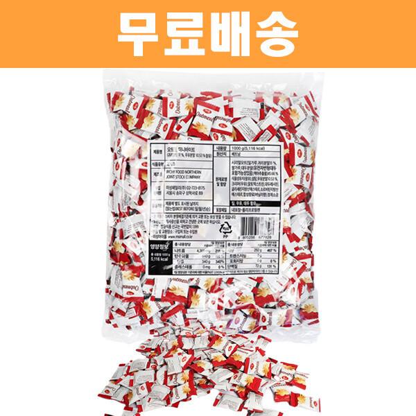 무배 오트밀 미니바이트 1Kg/수입과자/켈로그/소시지 상품이미지