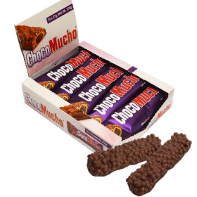 Imported Biscuits Chocolate Bar ChocoMucho 270g(27g X 10pcs)/Hardtack