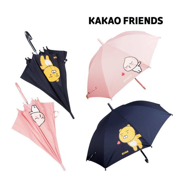 KAKAO FRIENDS 55 아츄 아동 장우산 라이언 어피치 상품이미지