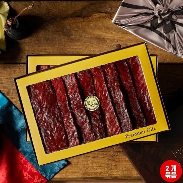 선미육포 프리미엄 선물세트(1+1)(7호+7호) 상품이미지