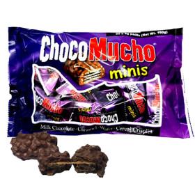 ChocoMucho Mini Chocolate Bar 160g(20pcs)/Dark Chocolate