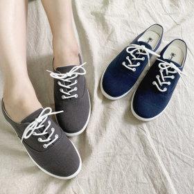 여성슬립온 운동화 여성단화 신발 슬립온 단화 토니