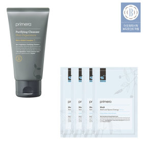 Men Organience Purifying Cleanser 150ml (Special)