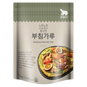 곰표 부침가루 1kg (유통기한 22년1월5일/지퍼백)