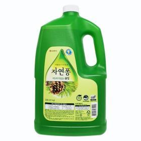 자연퐁 주방세제(솔잎) 3.1kg