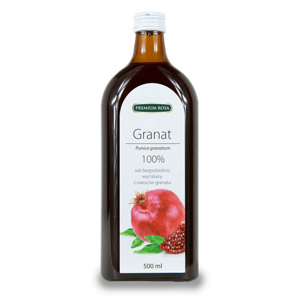 프리미엄로사 석류 원액 1병(500ml) 상품이미지