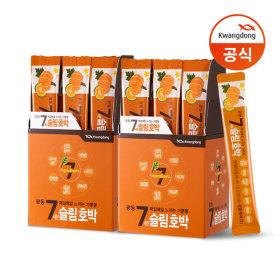 7세븐슬림호박 15ml 15포+15포/호박스틱
