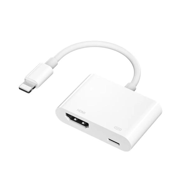아이폰 아이패드 HDMI TV 모니터 연결 미러링 8핀 H0 상품이미지