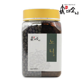 인도산 저온가공 유기농 노니열매 노니환 200g