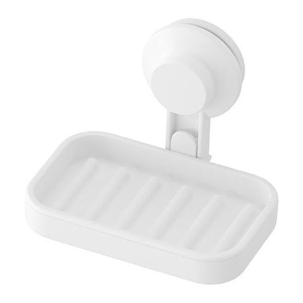 이케아/IKEA 티스켄 흡착식비누받침 화이트 상품이미지