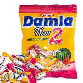 tayas Damla Tropical Chewy Candy 90g/MY CHEW/HARIBO