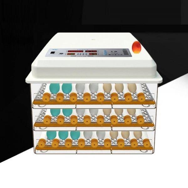 병아리부화기 계란 부화기 조류 온도 자동부화176매 상품이미지