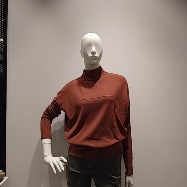 트리아나  소고 NC05 반폴라 티셔츠 AF3TA61 상품이미지
