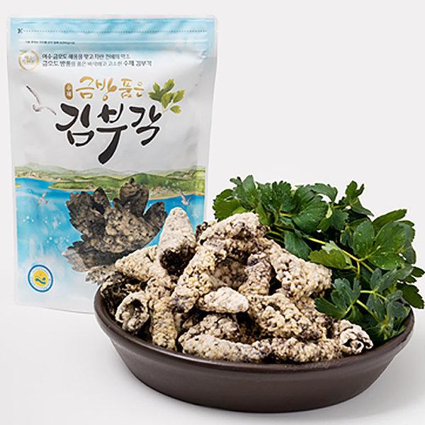 남도장터 여수방풍 금방품은 김부각 (60g)   3봉 상품이미지