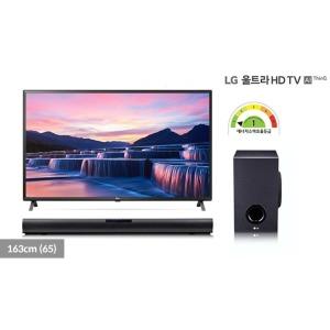 [LG전자][LG](+LG 무선 사운드바) 울트라HD TV AI ThinQ 65UN7850KNA (163cm(65) / 1등급 / IPS / 인공지능)