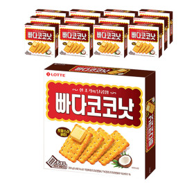 LOTTE Butter Coconut 300gx12pcs 1BOX