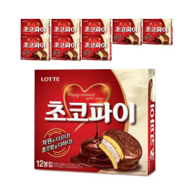 LOTTE Chocopie 336gx8pcs 1BOX