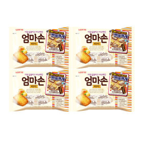 LOTTE Mother`s Hand Pie 254gx4pcs