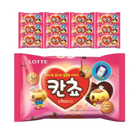 LOTTE Kancho party bag 216gx12pcs 1BOX