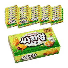 LOTTE Cereal Choco 42gx32pcs 1BOX