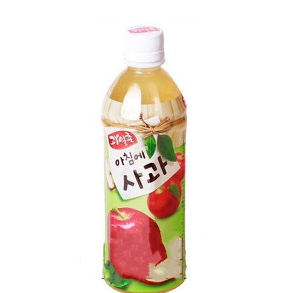 (제이큐) 해태음료 아침에사과 500ml 1박스 24개 상품이미지