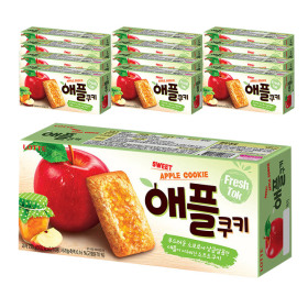 LOTTE Apple Cookie 230gx12pcs 1BOX