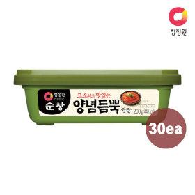 청정원 순창 쌈장 200g x30개 (1box)