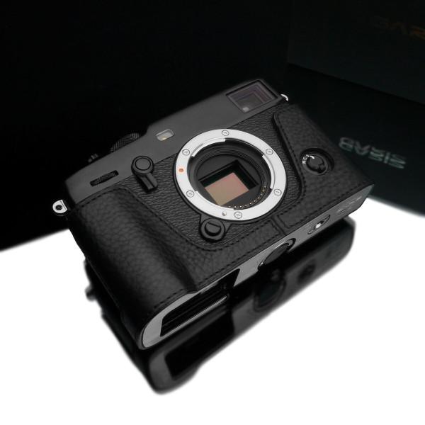 게리즈 GARIZ 가죽 속사 케이스 XS-CHXP3BK 블랙 / 후 상품이미지
