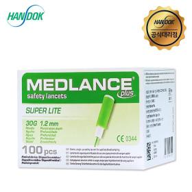 바로잰 메드란스 플러스 30G(100개) 자동란셋 채혈침