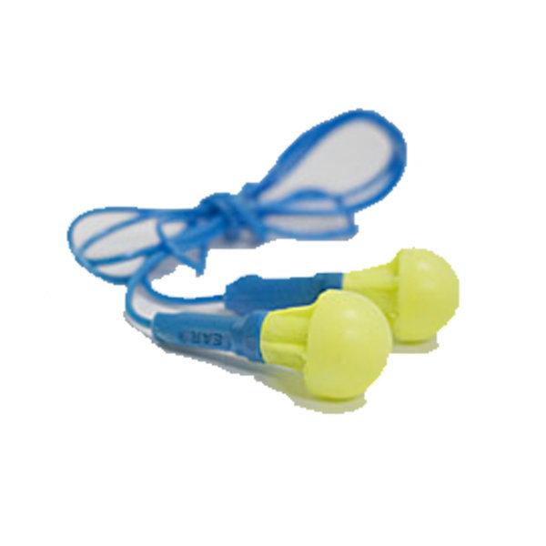 3M귀마개 PUSH Ins(318-1001)-유줄(1쌍) 1개 소음방지 상품이미지