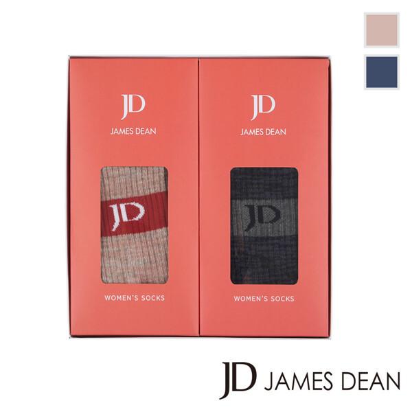 제임스딘  여자 파일 중목 양말 선물 세트(JYWOWE11) 상품이미지