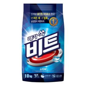비트 10kg /가루세제/통돌이세제/세탁세제