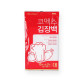 김장봉투 15포기용(2매)/비닐 봉지 팩 투명 매트 김치