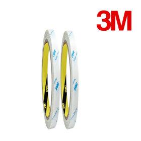 쓰리엠 종이 양면테이프 9322 문구용 7mm x10M (2개입)