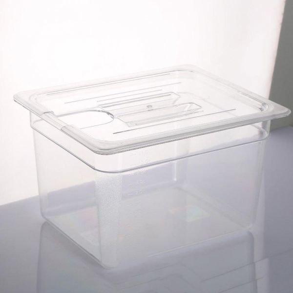 바이오로믹스 수비드 머신 세트 투명 컨테이너11L 상품이미지